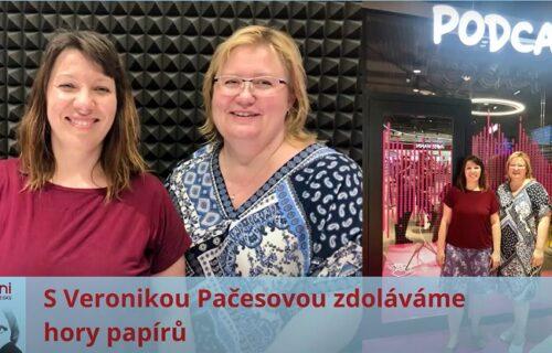 Podcast Nahlídni: Rozhovor s Veronikou Pačesovou